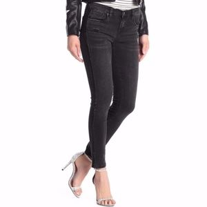 Blank NYC The Reade Crystal Embellished Jeans